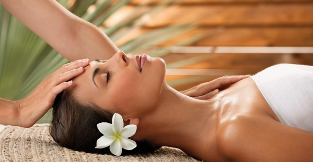 Pacific Spa Ritual - escape and relaxation