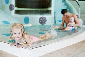 Childrens pool indoor
